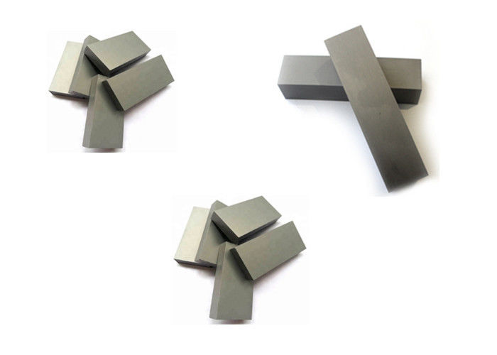 Yg15 Tungsten Carbide Square Bar High Hardness For Making Wearing Tool Parts