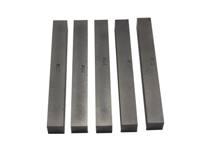 Wear Resistant Tungsten Carbide Bar Blade And Strips For Cutting , Planer Knives